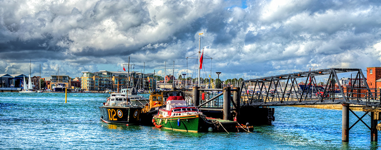 Right Surveyors Hampshire - Portsmouth Harbour